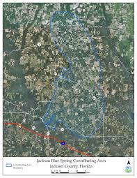 Map Of Sunrise Florida by Jackson Blue Spring Grant Funding Programs Northwest Florida
