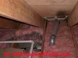 how to install bathroom vent fan bathroom exhaust fan terminations at walls roofs bath vent duct