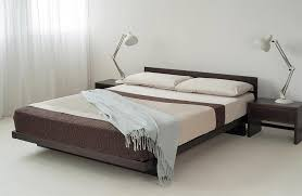 kumo is one of our japanese style low wooden beds available with
