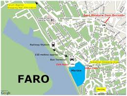 lagos city map trains in the algarve a summary of operations with timetables