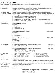 resume format template 11 murray dark blue nardellidesign com
