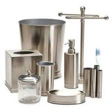 Polished Nickel Bathroom Accessories by Seville Polished Nickel Bath Accessories By Tatara Polished