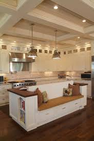 kitchen island bench ideas 55 functional and inspired kitchen island ideas and designs