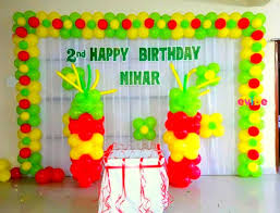 Home Decoration For Birthday How To Make Birthday Decorations At Home Awesome Hanging Party