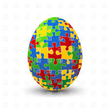 jigsaw puzzle easter egg vector image 6365 u2013 rfclipart