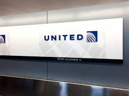 United Baggage Claim United Airlines Completes Move At Tus Fly Tucson