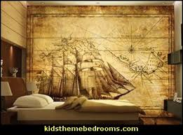 theme bedrooms pirate bedroom decorating ideas pirate murals boys bedrooms