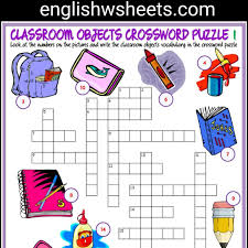Unjumble Words Worksheets Classroom Objects Esl Printable Word Search Puzzle Worksheets For