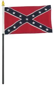 Confederacy Flags 4x6 Inch Confederate Flag