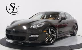 porsche black panamera 2013 porsche panamera turbo stock 22514 for sale near pompano