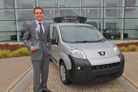 peugeot bipper van peugeot bipper crowned city van of the year