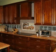 charming kitchen countertop with wooden cabinet furniture