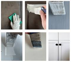 what to use to paint cabinets without sanding painting cabinets without sanding or a sprayer designed simple