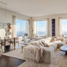 stunning interiors for the home behun created the stunning interiors for this new york city