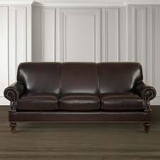 Custom Leather Sofas 10 Best Leather Sofas In 2017 Reviews Of Brown And Black Leather