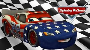 cars characters disney cars characters lightning mcqueen test drive youtube