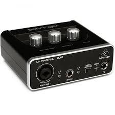 Best Bedroom Audio Interface U Phoria Usb Audio Interface With Switchable 48v Phantom Power