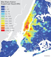 Nyc City Map Nyc Bikeshare Maps U0026 Spatial Analysis An Exploration Of