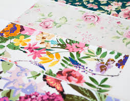 floral wrapping paper rolls vintage floral wrap papery cakery