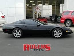 rogers corvettes and used chevrolet corvettes for sale in idaho id getauto com