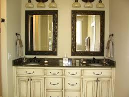 Wooden Bathroom Mirror by Antique Wood Bathroom Mirrors Home