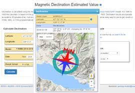 map n topo map orientation true vs magnetic topozone