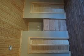 Pine Bifold Closet Doors Platinum Cottages Interior Options