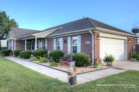 all brick rancher with large detached workshop homes for sale