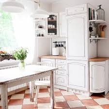 chalk paint kitchen cabinets images how to chalk paint cabinets family handyman