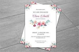 engagement party invitation wording 9 engagement party invitations jpg vector eps ai