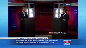 california 36th congressional district debate oct 5 2014 c span org