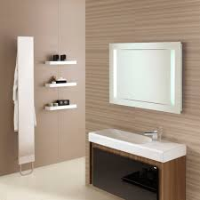 Framed Mirrors For Bathrooms by Bathroom Wall Mirrors With Lights Home Furniture