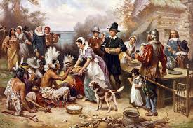 pilgrims and the roots of the american thanksgiving wsj