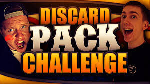 Challenge Miniminter Discarding Tots Tots Discard Pack Challenge With Ethan
