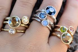 beautiful fingers rings images 21 beautiful ring sets you 39 ll want on your fingers asap jpg