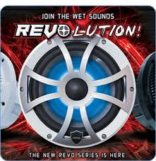 wet sounds marine audio wakeboard tower speakers amplifiers