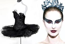 black dress for halloween costume ideas black swan halloween costume diy