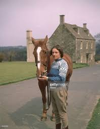 Pat And Her Horse Pictures Getty Images