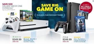 black friday 2016 best deals on xbox one games black friday features 250 consoles 700 vr headsets and more