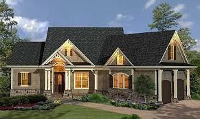 craftsman one story house plans cottage ranch house plans new home plans design