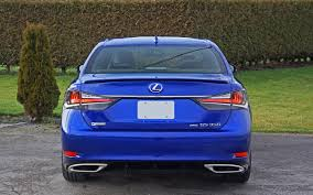 lexus gs sales figures 2016 lexus gs 350 awd f sport road test review carcostcanada