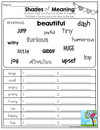 69 best shades of meaning for adjectives and verbs images on