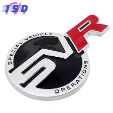 land rover logo car styling 3d metal badge stickers auto emblem decals decoration