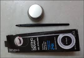 Maybelline Gel Eyeliner Review maybelline eye studio lasting drama gel eyeliner review maybelline
