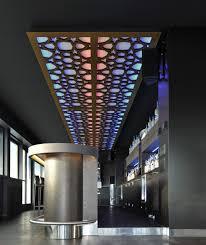 Acoustic Decorative Panel Mdf For False Ceilings Backlit