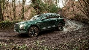 first bentley ever made 2017 bentley bentayga diesel first drive no w12 no problem