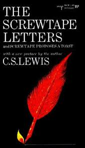 book review the screwtape letters by c s lewis emerging