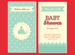 baby shower free vector art 1308 free downloads