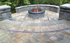 Firepit Design Custom Pit Design Build Autumn Leaf Landscape Design
