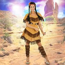 Pocahontas Costume Native American Pocahontas Costume